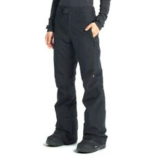 BURTON Women's DUFFY Gore-Tex Snow Pants - True Black - Small - NWT