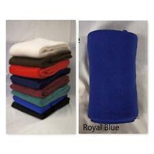 Royal Blue Multi purpose Polar Fleece Blanket