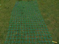 8x 3ft Strong cargo rope scramble net 4garden tree house play set swing climbing
