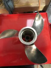 VOLVO PENTA USED E3 REAR STAINLESS STEEL PROP 3860012 SUPER CLEAN