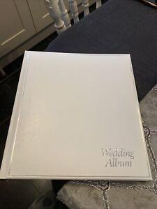 Unbranded new Cream Wedding Album