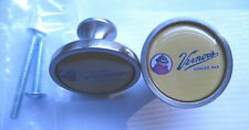 Vernor's Ginger Ale Soda Cabinet Knobs, Vernors Soda Logo Cabinet Knobs ,Vernor