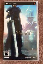 Sony Psp Crisis Core: final Fantasy Vii Completo en Caja con Manual de Envío rápido