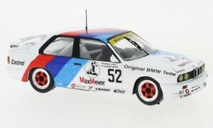 BMW M3 (E30), No.52, Bigazzi M Team, ETCC, 1:43, IXO