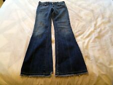7FAM, 7 For All Mankind, Flare Jeans, Women Sz 25