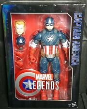 "Marvel Legends CAPTAIN AMERICA (Avengers/Steve Rogers/Chris Evans) 12"" Figure"