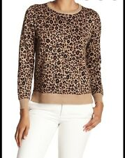 NWT Philosophy Animal Print Sweater XS