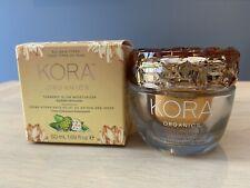 Kora Organics Turmeric Glow Moisturiser 50ml BNIB RRP £52