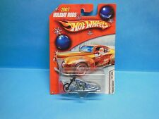 Hot Wheels Holiday Rods SCORCHIN' SCOOTER #4/6 2007