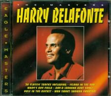 Harry Belafonte - The Eagles Masters Cd Perfetto