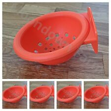 5 x 10cm Canary Nest Pans For Cage Canaries, Small Birds by Moondown Farm