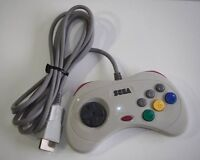 Sega Saturn Controller White Japan SS