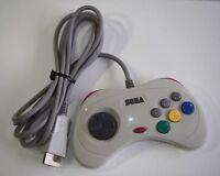Sega Saturn Controller White Japan SS