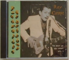 RAY CAMPI - CD - Rockabilly Rebellion- The Best Of - Vol. 1 - LIKE NEW