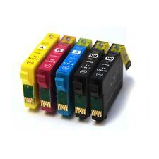 5 Cartuchos Tinta Non Oem Epson xp102 xp202 xp205 xp212 xp215 xp302 xp305 Home