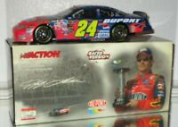 2005 Jeff Gordon #24 Dupont CALIFORNIA WIN GM DEALERS 1/24 car 1 OF 84 AWESOME