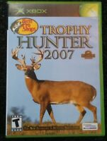 Trophy Hunter 2007 Xbox Original Tested Rare