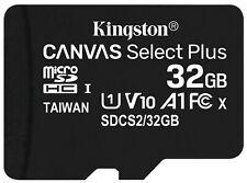 Kingston HC 32GB Micro SD clase 10 UHS-I 100MB/s para Nintendo Switch Lite