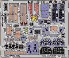 Eduard Zoom FE601 1/48 norte-americano T-28B Trojan Roden