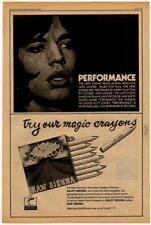 Savoy Brown Mick Jagger Rolling Stones LP advert 1970