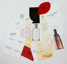 20 x Duftkarten / 20 x perfumed card / 20 x carte parfumée *LOT 006*