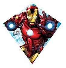Marvel Comics Avengers 23 SKYDIAMOND Poly Diamond Iron Man Kite Model 81483