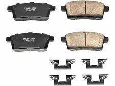For 2007-2012 Mazda CX7 Disc Brake Pad and Hardware Kit Rear Power Stop 56419FP