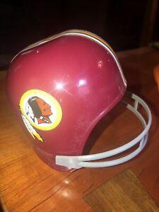 Vintage NFL Football Laich Dairy Queen Helmet 1974 -Washington Redskins