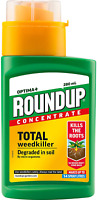 Roundup Optima+ Total Weedkiller Oncentrate Formula Treating Large Areas NEW