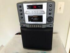 Vintage Radio Shack 32-1165  Karaoke Recorder System CD/Cassette Home Machine