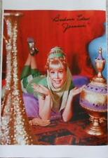"""BARBARA EDEN SIGNED I DREAM OF JEANIE 16X20 AUTOGRAPH CANVAS INSCRIBED """"JEANIE""""!"""