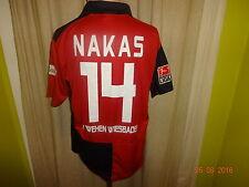 "SV Wehen Wiesbaden Nike Matchworn Trikot 2008/09 ""Victor´s""+ Nr.14 Nakas Gr.L"