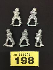 Warhammer 40,000 Imperial Rogue Trader Guardia del Ejército RT05 rt501 METAL