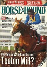 Horse and Hound Magazine 6th January 2000