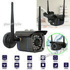 WiFi Outdoor Waterproof Wireless IR Night Vision CCTV Security Network IP Camera