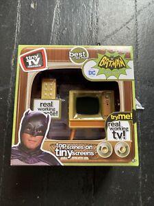Tiny TV Classics BATMAN Series 66 1966 Mini TV Clips NEW IN HAND FAST SHIP Rare
