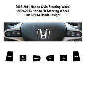 2006-2011 Honda Civic/2009-2013 Honda Fit/2010-2014 Honda Insight Steering Wheel