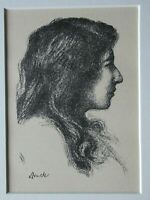Hermann Struck ( 1876, 1944 ) - 5 Original-Lithografien, ca. 1920