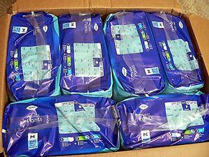 TENA Proskin Pants M 80-110cm Plus Classic - 6 packs of 14 (84 pads total)