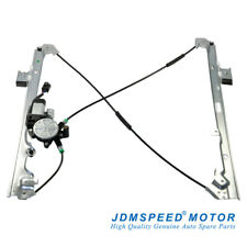 Front Driver Side Power Window Regulator W/Motor For 1999-2007 Silverado SUV