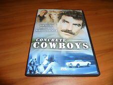 The Concrete Cowboys (DVD, Full Frame 2004) Morgan Fairchild, Tom Selleck Used