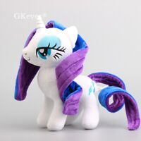 Cartoon Unicorn Rarity Plush Doll 12'' Soft Stuffed Plushie Cuddly Toy Kids Gift