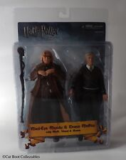 NECA Harry Potter HBP-Malocchio Moody & Draco Malfoy Action Figure Set-MOC