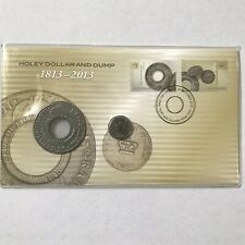 2013 Holey Dollar and Dump Medallion Cover Pnc Low Number #5