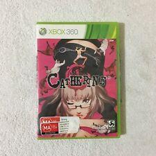 Catherine Deep Silver 2012 Microsoft XBOX 360 PAL Game