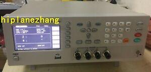 Piezoelectric Impedance Analyzer 200kHz R-X Z-θ Y-θ G-B RS232 USB & LCR Meter