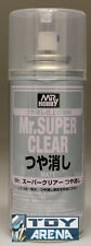 Mr. Hobby Mr. Super Clear Matte Matt Flat Spray 170ml B514 B-514 Model Paint