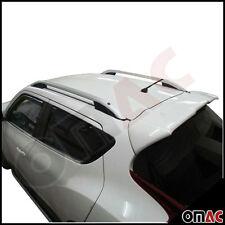 Nissan Juke ab 2010 Aluminium Dachreling Grau 2 tlg