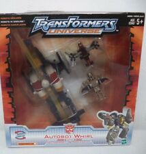 HASBRO - TRANSFORMERS - UNIVERSE - AUTOBOT WHIRL - BRAND NEW - SEALED!!