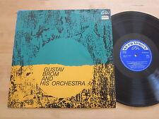Gustav Brom & His Orchestra LP Rare Modal Czech Jazz Supraphon Ultrasonic Clean